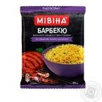 Вермишель Мивина со вкусом утки барбекю 59,2г - купить, цены на Novus - фото 1