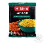 Mivina ready-to-cook with sausage barbecue vermicelli  59.2g - buy, prices for Novus - image 1