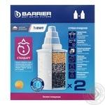 Комплект касет Barrier Стандарт (х2) для фільтрів-глечиків