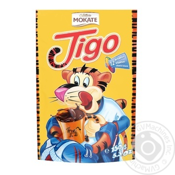 Напиток кофейный Mokate Jigo Какао 150г