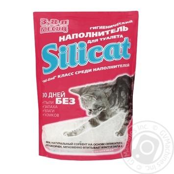 Silicat Filler For Cat Toilet 3.8L - buy, prices for Tavria V - image 1