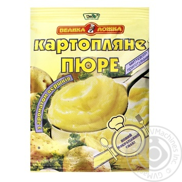 Eco Big Spoon Potato Puree with Cream 30g