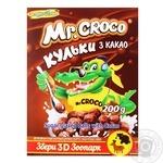 Шарики Mr.Croco с какао 200г