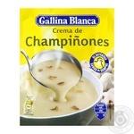 Cуп пюре Gallina Blanca из шампиньонов 62г