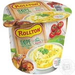 Rollton Mashed Potatoes with Chicken Flavor 37g