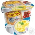 Rollton Mashed Potatoes with Cream Flavor 37g