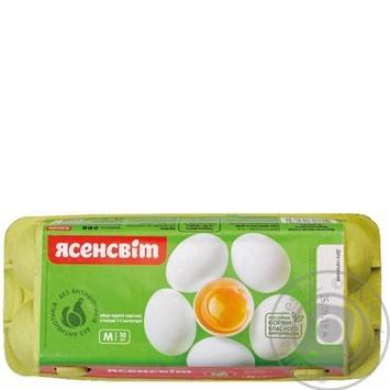 Яйца куриные Ясенсвит С1 10шт - купить, цены на Novus - фото 5