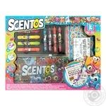 Scentos 42135 Funny Company Scented Painting Set 13items