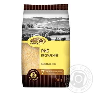 Avhust Premium Long Grain Parboiled White Rice - buy, prices for Auchan - image 1