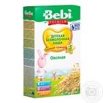 Каша Bebi Premium безмолочная овсяная для детей с 5 месяцев 200г