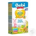Bebi Premium Fruit-grain assorted porridge 250g