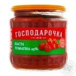Паста Господарочка томатная 450г