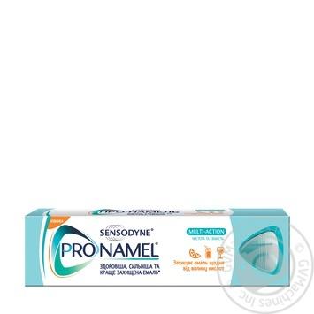 Зубная паста Sensodyne Pronamel Комплексное действие для защиты эмали 75мл