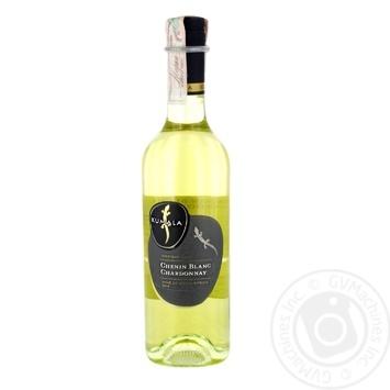 Вино Kumala Chenin Blanc белое сухое 13% 0,75л - купить, цены на Ашан - фото 2