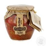 Гриби Таверна лісові смажені з овочами 580мл