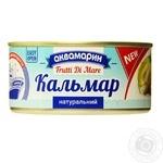 Кальмар Аквамарин натуральный 185г - купить, цены на Фуршет - фото 1