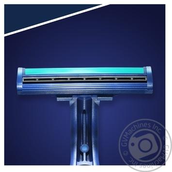 Бритвы одноразовые Gillette Blue II Plus 8шт+2 - купить, цены на Ашан - фото 4