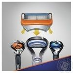 Картриджи для бритья Gillette Fusion сменные 4шт - купить, цены на Таврия В - фото 3