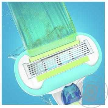 Gillette Venus Embrace replaceable shaving cartridges 2pcs - buy, prices for Novus - image 3