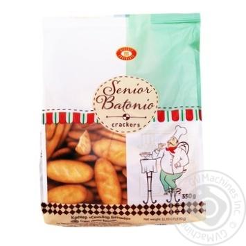 Biskvit-Shokolad Cracker Senior Batonio 350g - buy, prices for Furshet - image 1