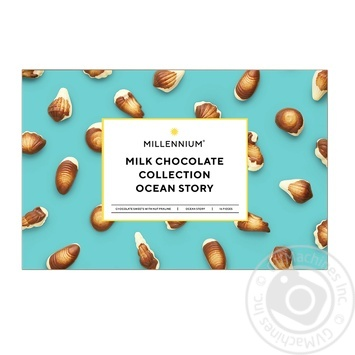 Millenium chocolate candy 170g - buy, prices for CityMarket - photo 1