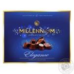 Цукерки Millennium Elegance Classic молочний шоколад асорті 143г