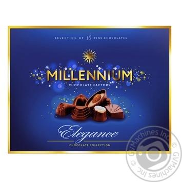 Millennium Elegance Classic Milk Chocolate Candies 143g