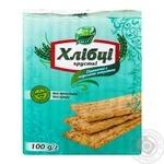 Galleti Yeast & Sugar Free Wheat Crispbread With Seaweed