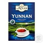Чай Sir Roger Юньнань чорний 1.7г*80шт