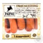 Сардельки Ранчо из говядины высший сорт весовые
