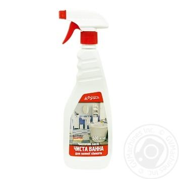 Средство для чистки ванной комнаты Фуршет 500мл - купить, цены на Фуршет - фото 1