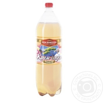 Напиток Бон Буассон Крем-Сода 2л - купить, цены на Novus - фото 1
