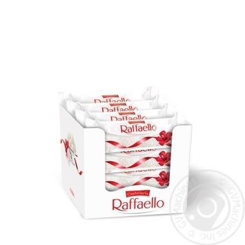Цукерки Raffaello хрусткі 40г - купити, ціни на Novus - фото 3