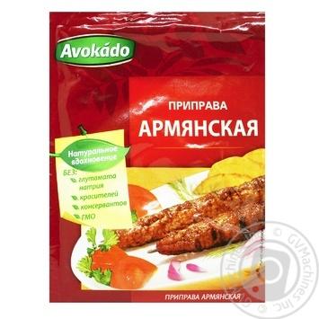 Avokado Seasoning Armenian 25g - buy, prices for Auchan - photo 1
