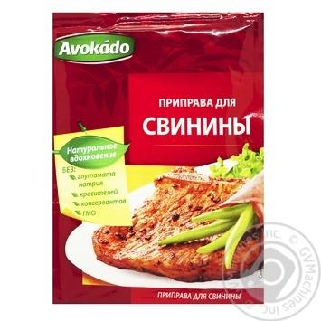 Avokado Seasoning For Pork - buy, prices for CityMarket - photo 1