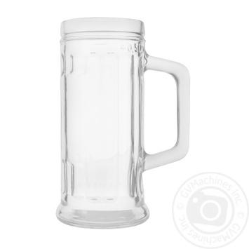 Кухоль Uniglass Streak Beer Tankard 500мл - купити, ціни на ЕКО Маркет - фото 1