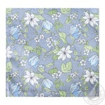 Полотенце Мир текстиля кухонное вафельное 35x65см