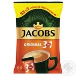 Jacobs 3в1 Original instant coffee 56*12g - buy, prices for MegaMarket - image 1