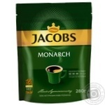 Кофе Jacobs Monarch растворимый 280г