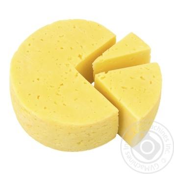 Сыр Фуршет Российский 45% - купить, цены на Фуршет - фото 1