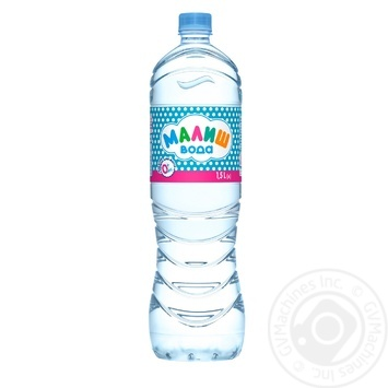 Malysh for children non-carbonated water 1500 ml - buy, prices for MegaMarket - image 2