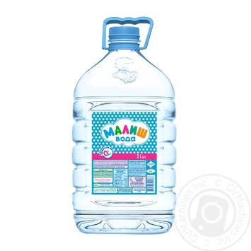Water Malysh istrinskiy drinking for children 5000ml - buy, prices for MegaMarket - image 1