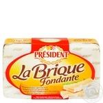 Сыр President La Brique мягкий 55% 200г