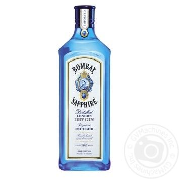 Bombey Gene Sapphire 47% 500ml - buy, prices for Furshet - image 1