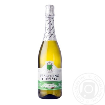 Напиток винный Fragolino Bianco белый напивигристий 750мл