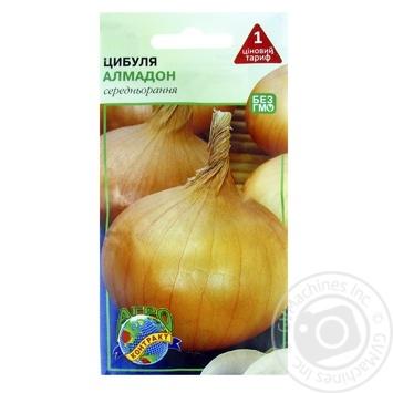 Семена Агроконтракт Лук Алмадон 2г