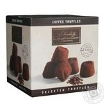 Chocolate Inspiration With Coffee Flavor Truffles 200g
