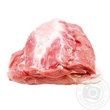 Ошеек свинины без кости охлажденный домашний - купить, цены на Фуршет - фото 1