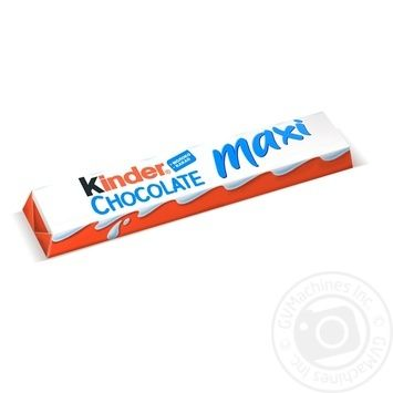 Kinder® Chocolate Maxi With Milk Filling Milk Chocolate Bar 21g - buy, prices for Novus - image 1