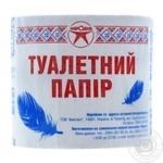 Туалетная бумага Народная - купить, цены на Фуршет - фото 1